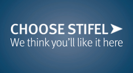 Choose Stifel - We think you'll like it here